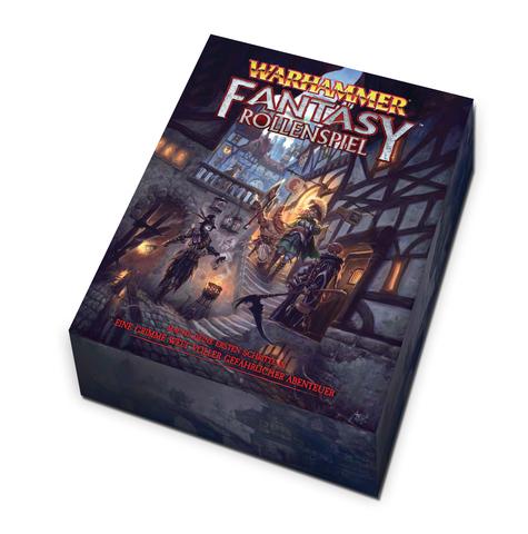 Warhammer Fantasy-Rollenspiel Einsteigerset