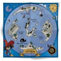 Little Wizards Karte der Münzwelt