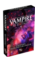 Vampire Die Maskerade V5 Kartenset - Disziplinen &...