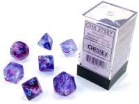 Nebula TM Nocturnal/blue Luminary 7-Die Set