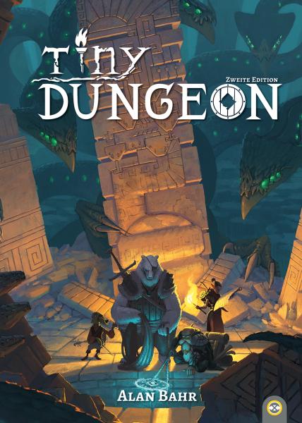 Tiny Dungeon: Zweite Edition