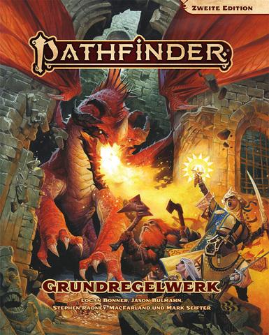 Pathfinder 2. Edition - Grundregelwerk