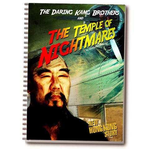 New Hong Kong Story Abenteuer Temple of Nightmares