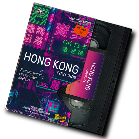 New Hong Kong Story City Guide (Map Pack)