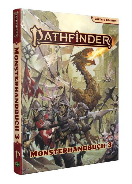 Pathfinder 2 - Monsterhandbuch 3