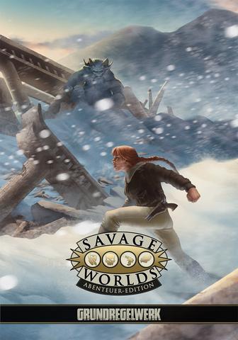 Savage Worlds Abenteueredition