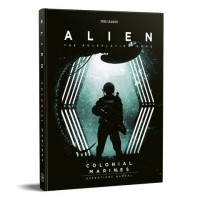 ALIEN RPG Colonial Marines Operations Manual ENGLISCH
