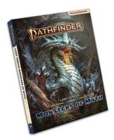 Pathfinder Lost Omens: Monsters of Myth ENGLISCH