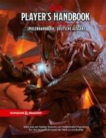 D&D RPG - Players Handbook - Spielerhandbuch - DE