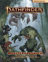 Pathfinder 2. Edition - Monsterhandbuch