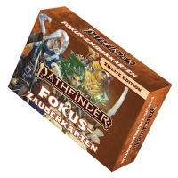 Pathfinder 2 - Zauberkarten: Fokuszauber