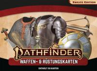 Pathfinder 2 - Waffen- und Rüstungskarten