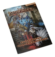 Pathfinder 2 - Charakterbogenzusatzpack