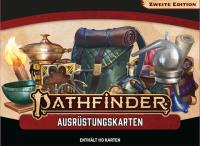 Pathfinder 2 - Ausrüstungskarten